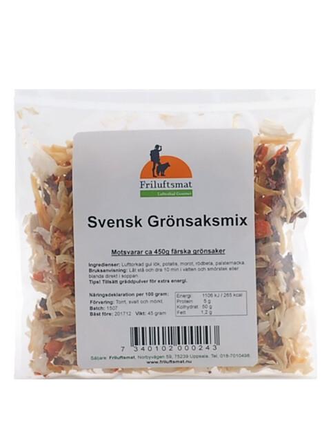 Friluftsmat Svensk Grönsaksmix 45g
